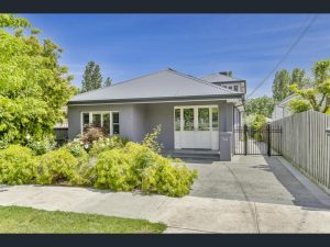 Client property in Yarraville