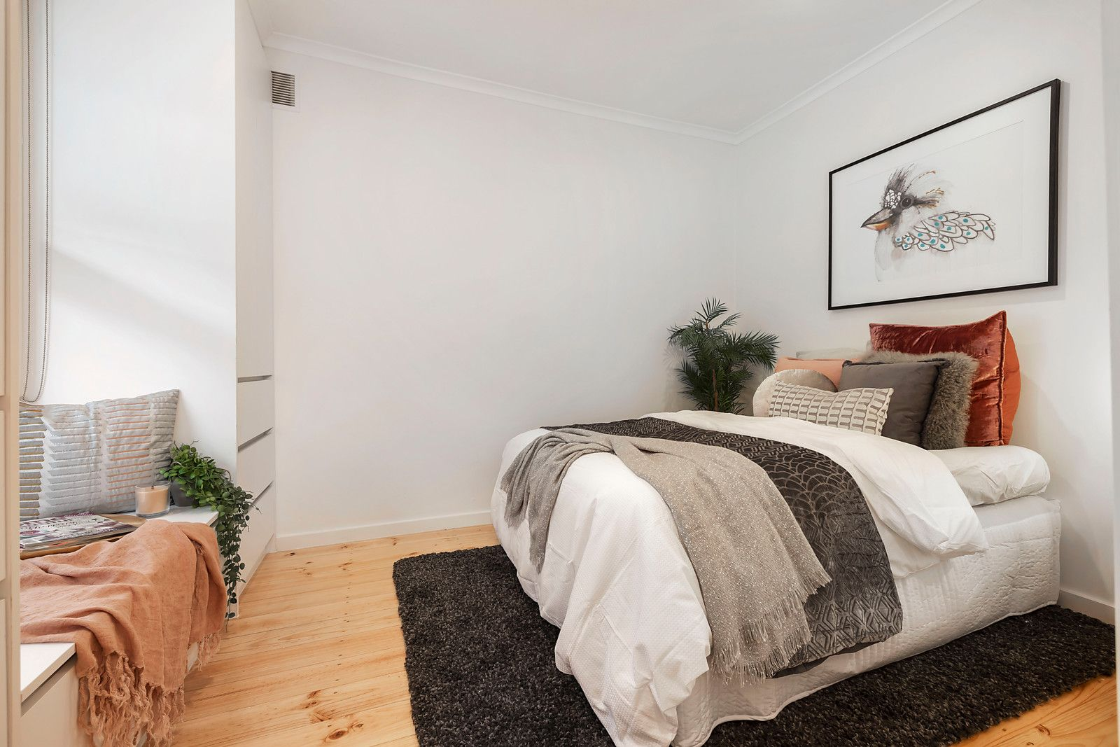 Bedroom Styling with Chamberlain Property Advocates
