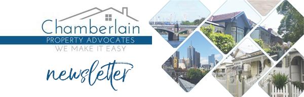Chamberlain Property Advocates Newsletter banner