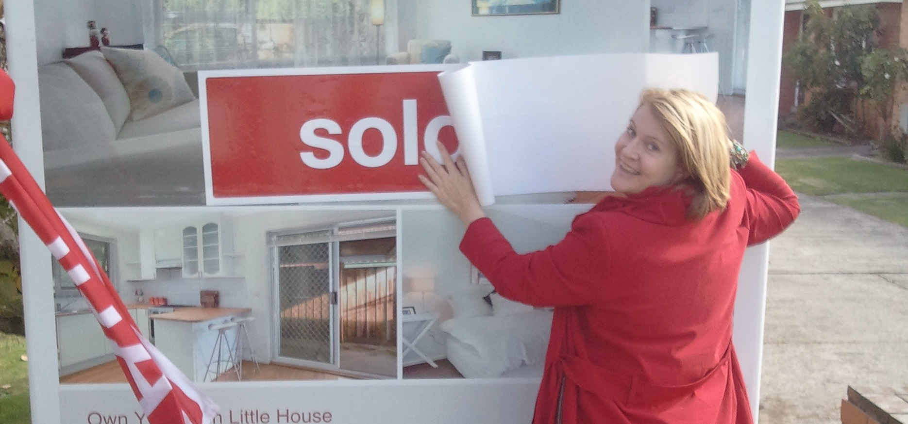 Wendy Chamberlain of Chamberlain Property Advocates - SOLD 2