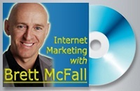 internet marketing with Brett McFall - how to make money while you sleep