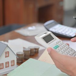 Calculating mortgage repayments following a rise in the interest rate
